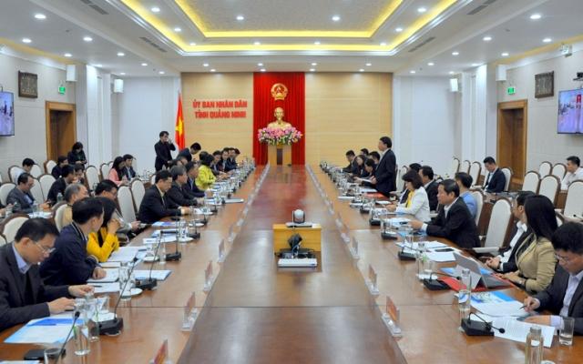 Thứ trưởng Thường trực Bộ Ngoại giao đánh giá cao những bước phát triển đột phá của tỉnh Quảng Ninh