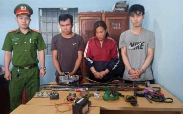 Bắt giữ nhóm đối tượng trộm chó ở Đắk Nông
