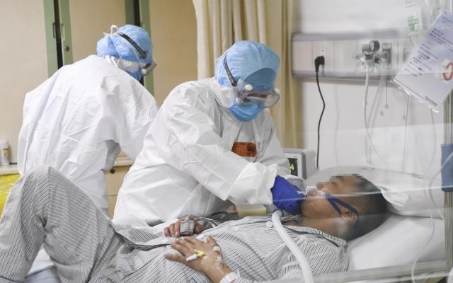 Số người chết tại Trung Quốc vì virus Corona đã vượt dịch Sars năm 2003