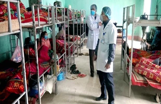Hà Giang: Nhóm bệnh nhân nghi nhiễm nCoV có kết quả âm tính