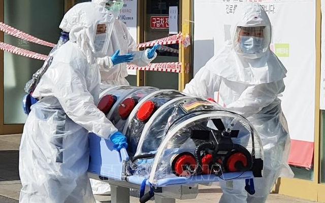 Bệnh nhân từ Hàn Quốc trở về tử vong tại Cần Thơ