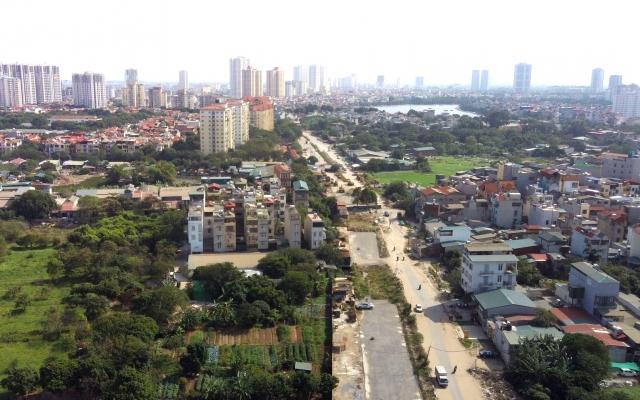 Bản tin Bất động sản Plus: Dự án BT đường 2,5 ì ạch, đất đối ứng đã được rao bán rầm rộ