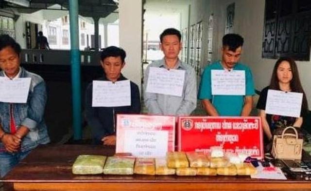 Kon Tum: Bắt nhóm đối tượng vận chuyển hàng ngàn viên ma túy