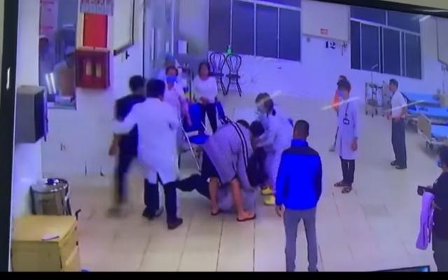 Lâm Đồng: Làm rõ vụ 2 cha con đánh bảo vệ và điều dưỡng bệnh viện