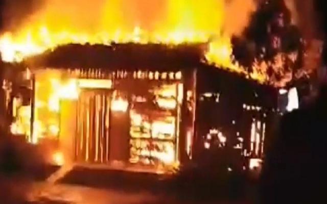Kon Tum: 2 người thương vong trong ngôi nhà phát hỏa