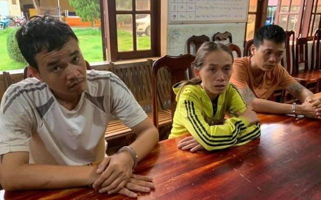 Đắk Lắk: Bắt nhóm con nghiện chiếm đoạt tài sản của người bị tai nạn