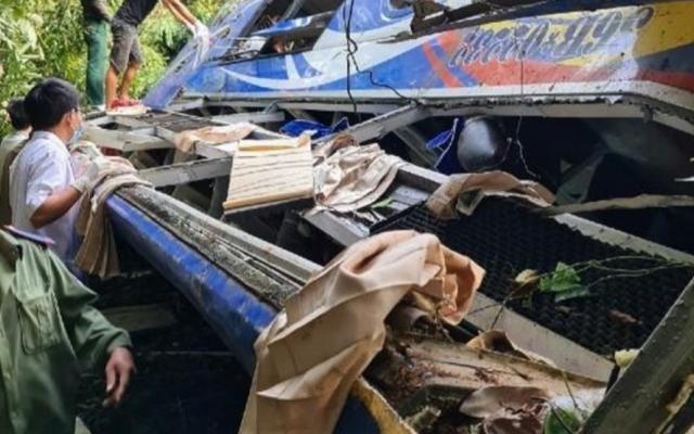 Danh sách 5 nạn nhân tử vong và bị thương trong vụ tai nạn giao thông đặc biệt nghiêm trọng tại Sa Thầy, Kon Tum