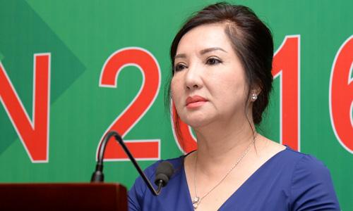 Bà Nguyễn Thị Như Loan thôi làm Chủ tịch HĐQT Quốc Cường Gia Lai