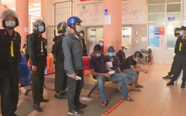 Đắk Lắk: Lực lượng chức năng kiểm tra, phát hiện nhiều tài xế dương tính với ma tuý