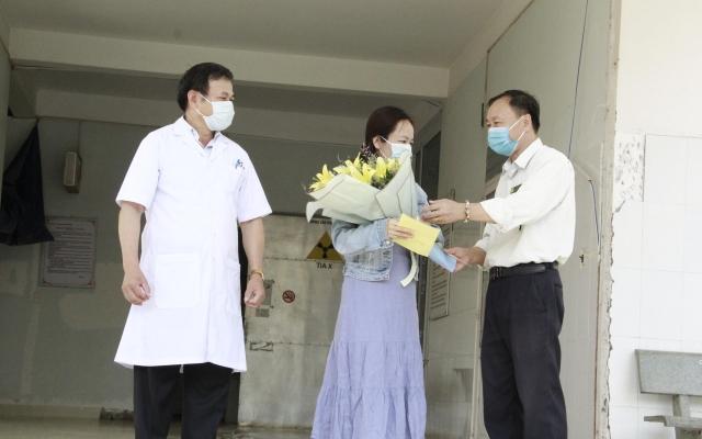 Bệnh nhân mắc COVID-19 đặc biệt tại Đắk Lắk được xuất viện