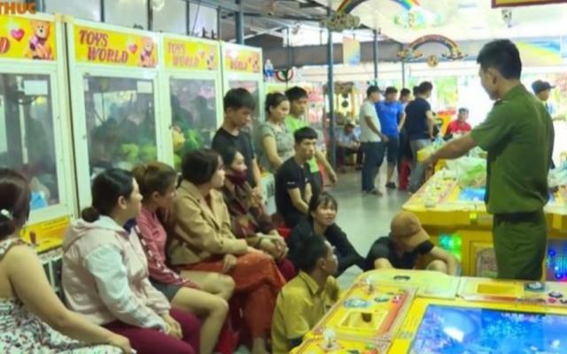 Đắk Lắk: Phá ổ đánh bạc game bắn cá ở Nhà văn hóa thanh thiếu nhi
