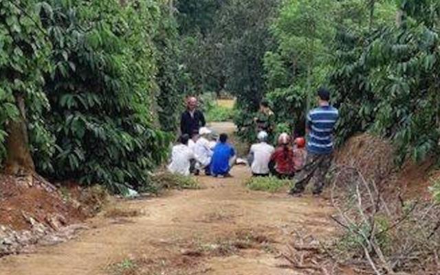 Tá hỏa phát hiện 3 cha con tử vong trong chòi rẫy ở Đắk Nông