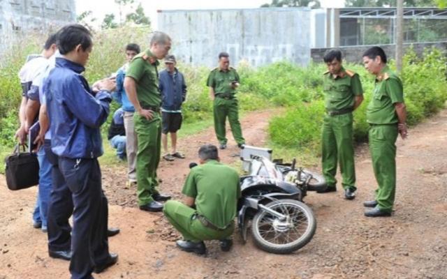 Đắk Lắk: Đã bắt giữ nghi can sát hại tài xế xe ôm
