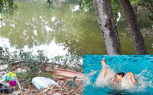 Bình Dương: Bàng hoàng phát hiện thi thể hai bé gái 2 tuổi đuối nước thương tâm
