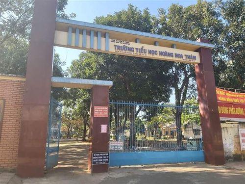 Đắk Lắk: Kỷ luật một thầy giáo do tát học sinh trong giờ học