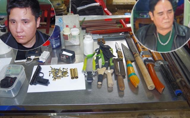 Thái Nguyên: Khám nhà đối tượng buôn bán ma túy, phát hiện