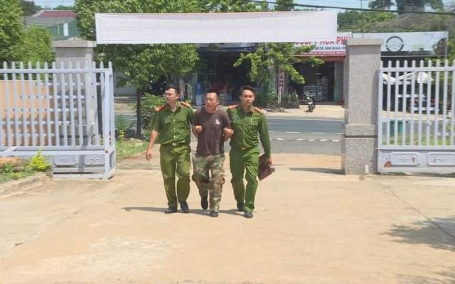 Đắk Lắk: Tạm giữ đối tượng có hành vi chống người thi hành công vụ