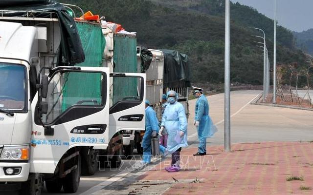 Quảng Ninh thực hiện phòng, chống dịch ở khu công nghiệp, cửa khẩu theo nhiều tầng nấc
