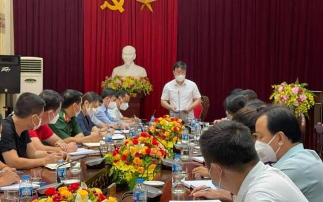 Nghệ An: Phong tỏa một phần phường Hưng Dũng sau khi phát hiện ca bệnh Covid-19 thứ 2 tại TP Vinh