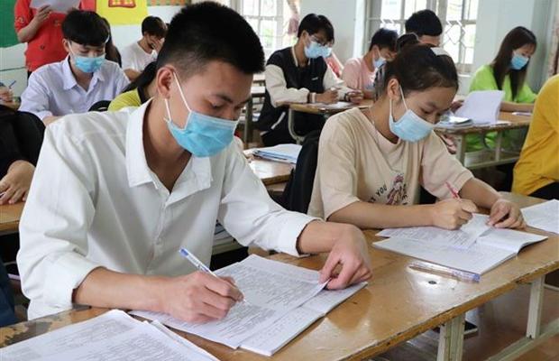 Thi tốt nghiệp THPT đợt 2 tại Hà Nội có thí sinh các tỉnh khác
