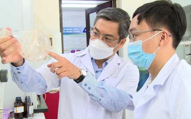 Việt Nam phát triển thuốc hỗ trợ điều trị Covid-19