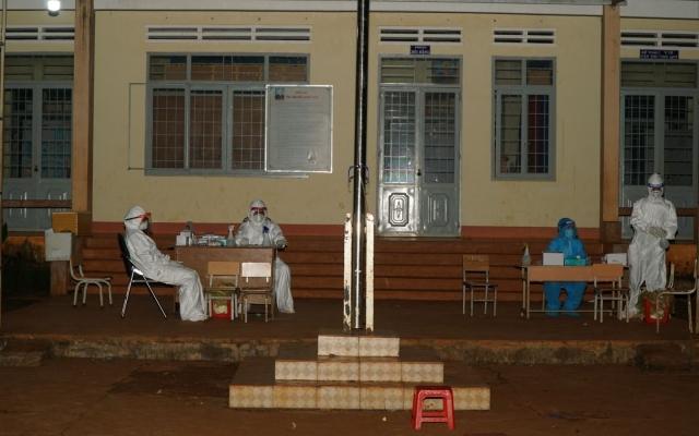 Đắk Lắk: Phát hiện gần 80 trường hợp nghi dương tính với SARS-CoV-2