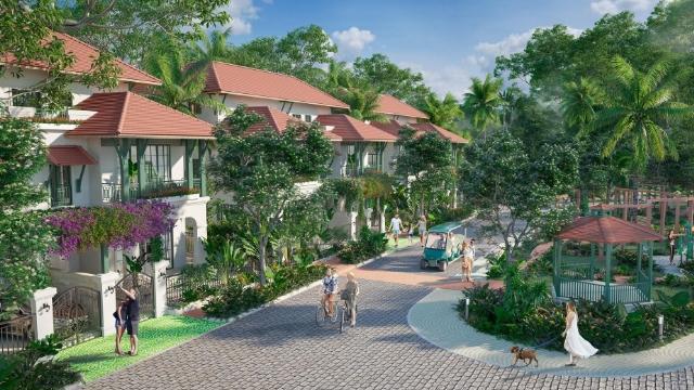 Ra mắt Sun Tropical Village -