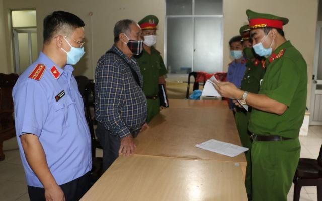 Bắt tạm giam vợ chồng GĐ công ty Minh Khang về tội lừa đảo chiếm đoạt tài sản