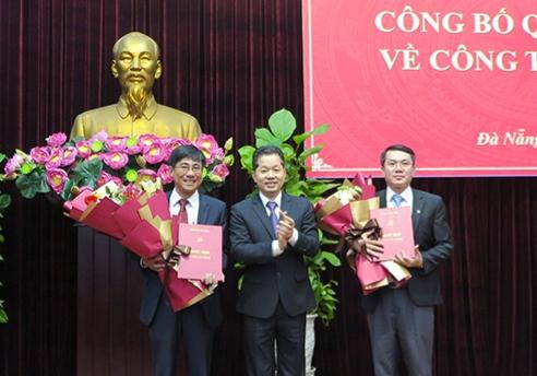 Bổ nhiệm nhiều cán bộ Thành ủy Đà Nẵng