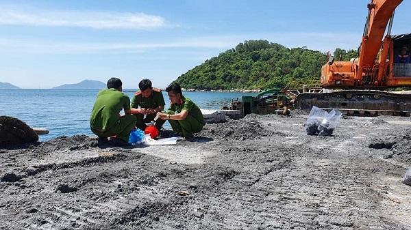 Đà Nẵng xử phạt hơn 700 triệu đồng một doanh nghiệp vì xả thải ra môi trường