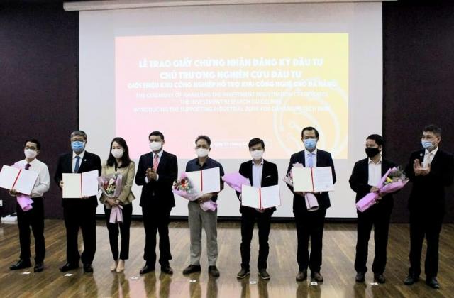 Đà Nẵng: Thêm 7 dự án trong, ngoài nước có giá trị hơn 280 triệu USD