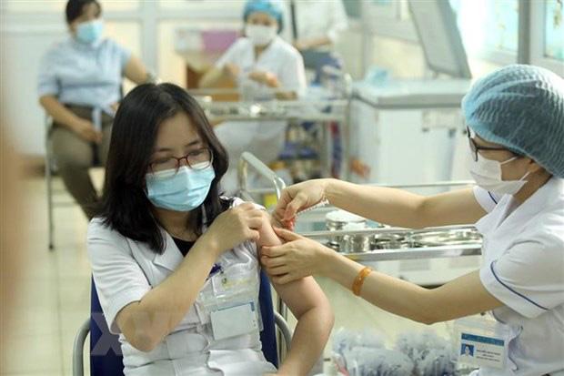 Quảng Nam phấn đấu hơn 70% dân số tiêm vaccine Covid-19 vào cuối Quí I/2022