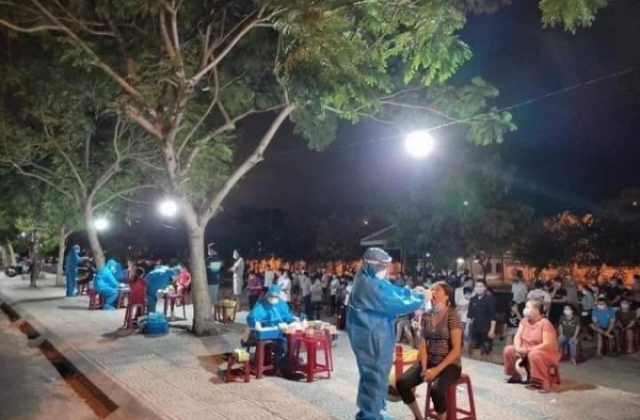 TP Hội An thực hiện giãn cách xã hội theo Chỉ thị 16 từ 6h ngày 31/7