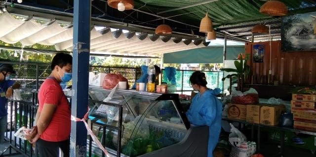 Từ ngày 30/9, Đà Nẵng mở lại chợ truyền thống, hoạt động thể thao ngoài trời