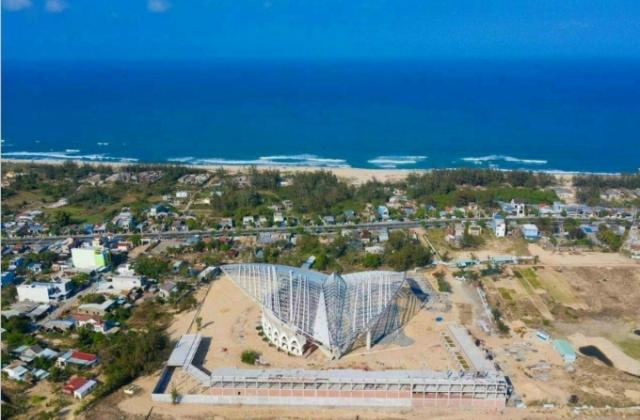 Thị xã Điện Bàn sắp có công viên chuyên đề vui chơi giải trí Cổ Cò rộng hơn 4 hecta