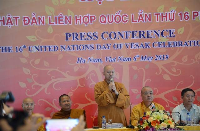 Đại lễ Phật đản Liên Hợp Quốc 2019: 1650 đại biểu quốc tế tham dự