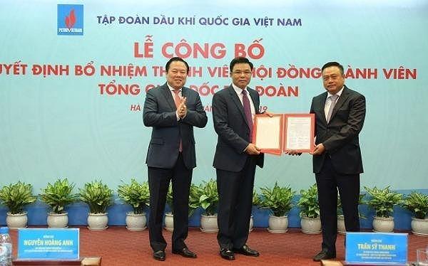 PVN chính thức có tân Tổng Giám Đốc