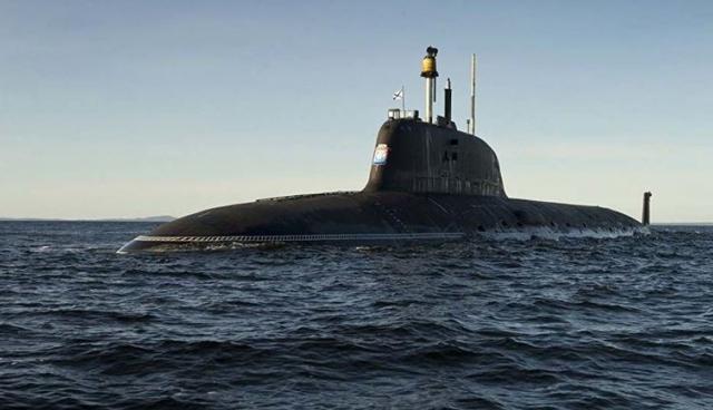 Hải quân Nga có thêm 2 tàu ngầm 'nguy hiểm nhất thế giới'