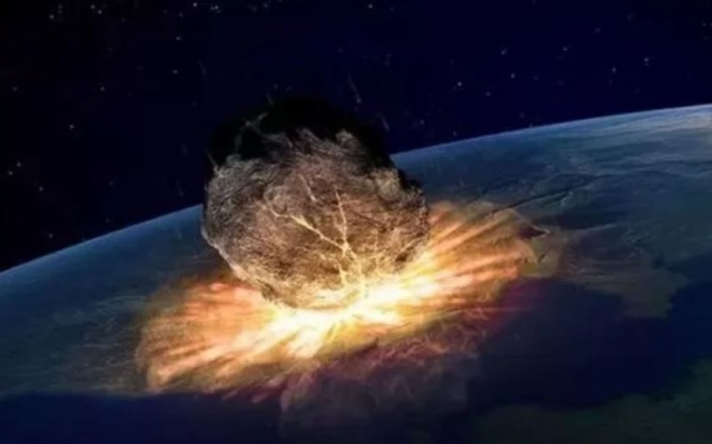 Thiên thạch mạnh hơn bom Hiroshima bay áp sát Trái Đất