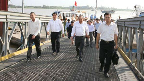 Sạt lở ở Đồng bằng sông Cửu Long ngày càng phức tạp