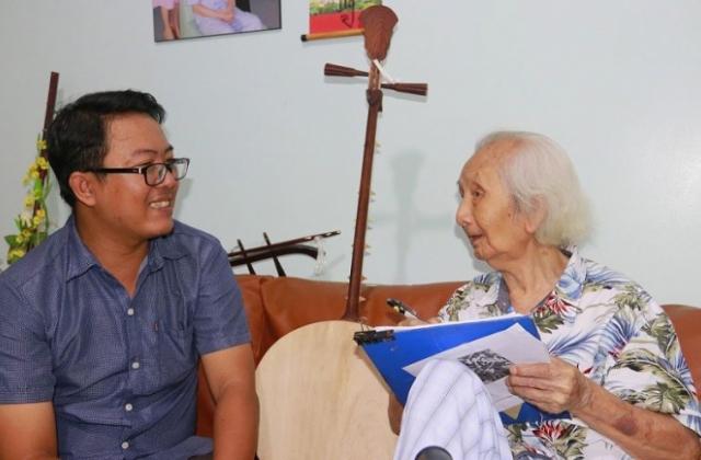 Nhạc sư Vĩnh Bảo, cây đại thụ trong làng âm nhạc dân tộc