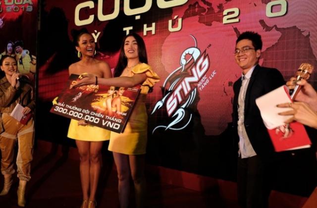 Hoa hậu H'Hen Niê và Lệ Hằng giành ngôi Quán quân 'Cuộc đua kỳ thú'