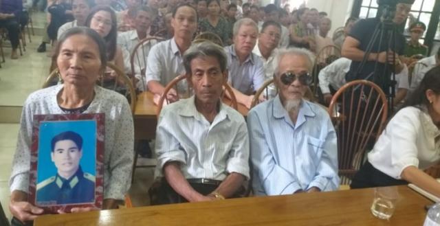 Niềm vui được phục hồi danh dự sau 40 năm bị tù oan