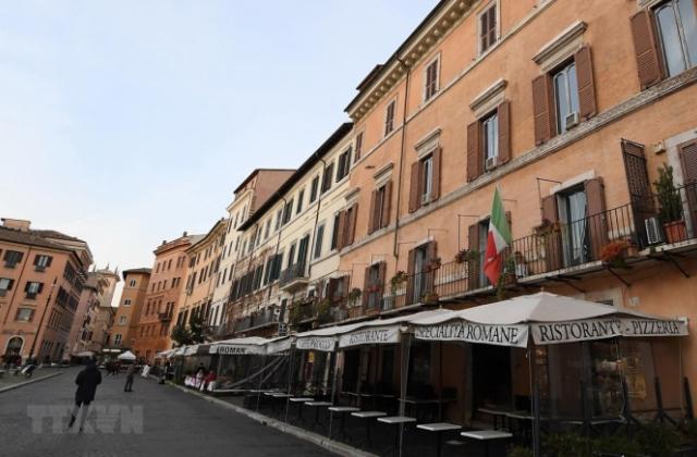 COVID-19: Italy thêm 345 ca tử vong, dịch bệnh lan khắp châu Âu