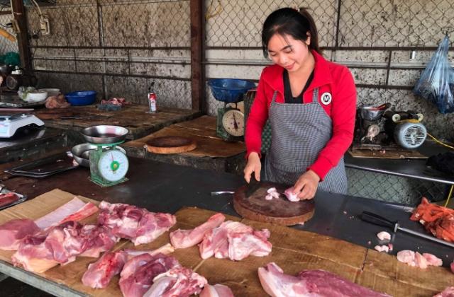 Giá lợn hơi sắp cán mốc lịch sử, do đâu?
