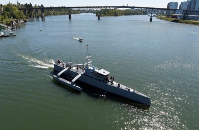 Vì sao hải quân Mỹ 'khát' tàu không người lái ?