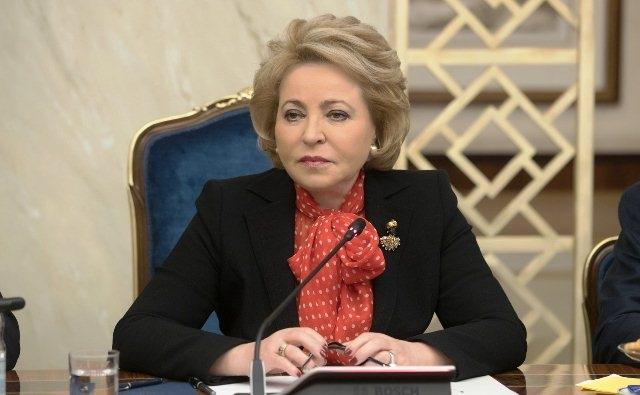 Chủ tịch Thượng viện Nga cảm ơn Quốc hội Việt Nam