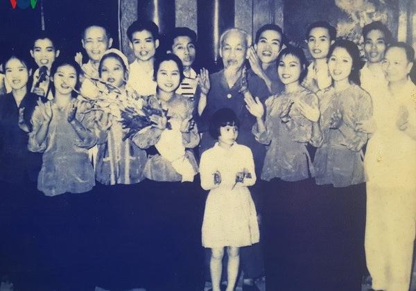Vẹn nguyên cảm xúc ngày đón Bác Hồ vào thăm Quảng Bình