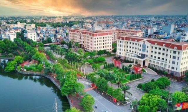 Đại hội đại biểu Đảng bộ tỉnh Nam Định lần thứ XX: Nỗ lực trở thành đô thị thông minh