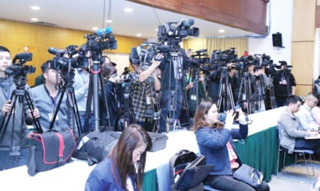 Cách xếp lương cho viên chức phát thanh viên, quay phim